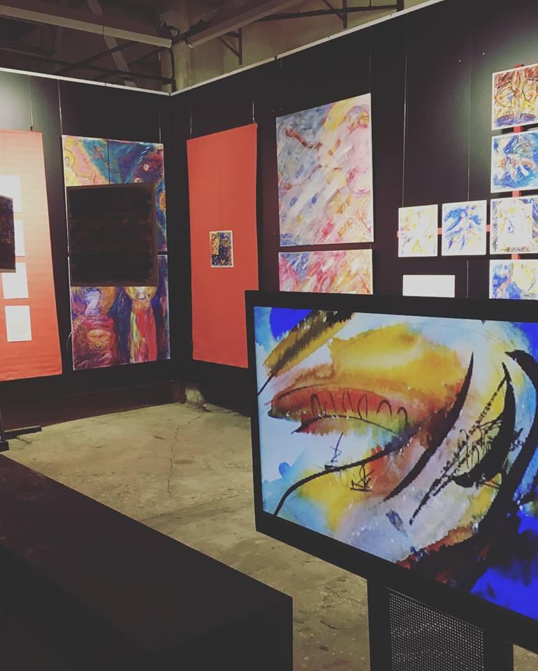 Проект на 5-й биеннале современного искусства в Новороссийске