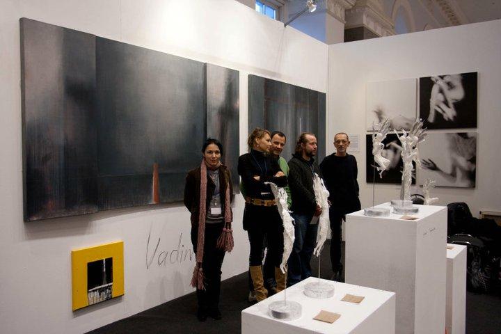 """Проект """"Человек внутренний"""", ЦВЗ Манеж, Москва, 2009 год"""