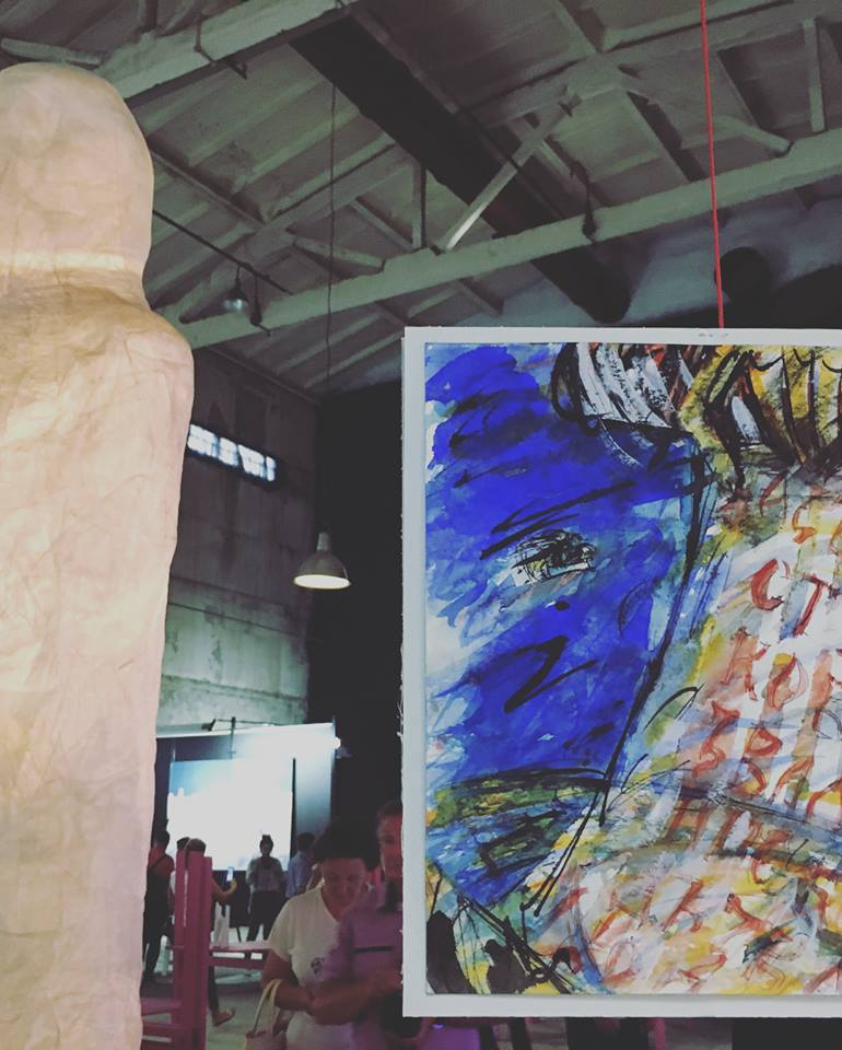 """Проект """"Сердцебиение"""" на 5-й Биеннале в Новороссийске, 2017"""
