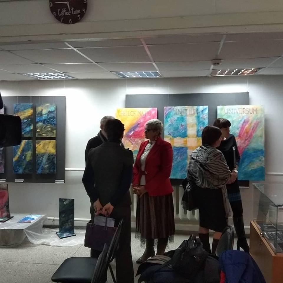 """Проект """"Путешествие"""" выставка в ГВЗ Геленджика, 2019"""