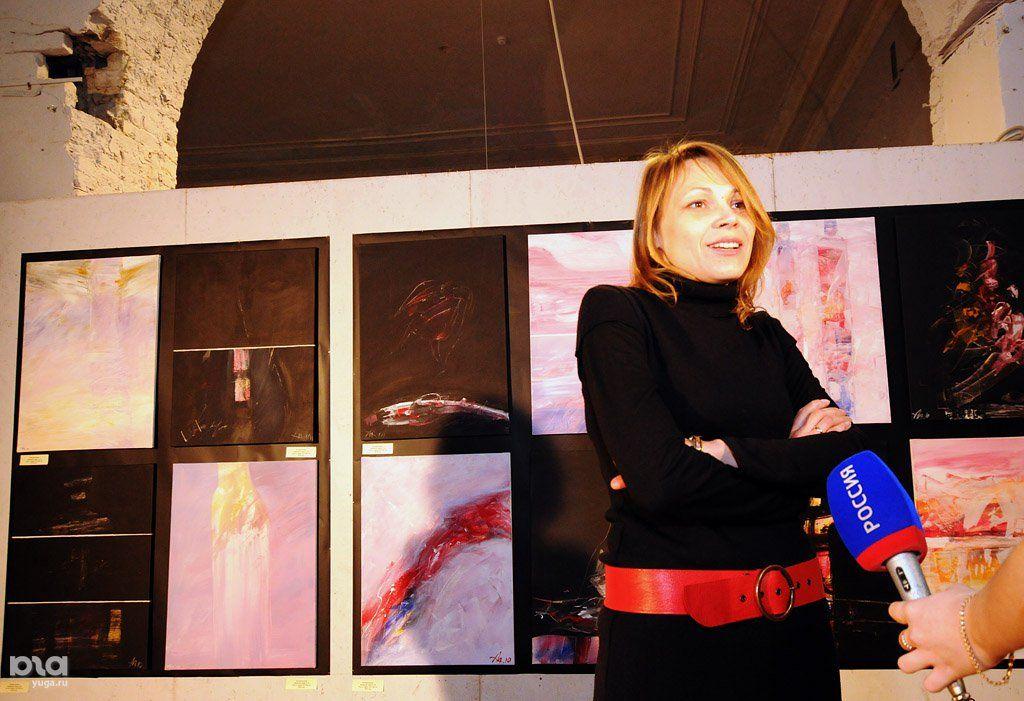 """Проект """"Дневник"""" на выставке Uomo Introspettivo в ККХМ им. Коваленко, Краснодар"""