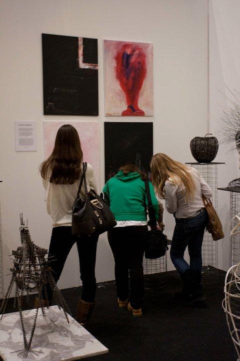Выставка проекта в Центральном Манеже (Арт Манеж, 2010)