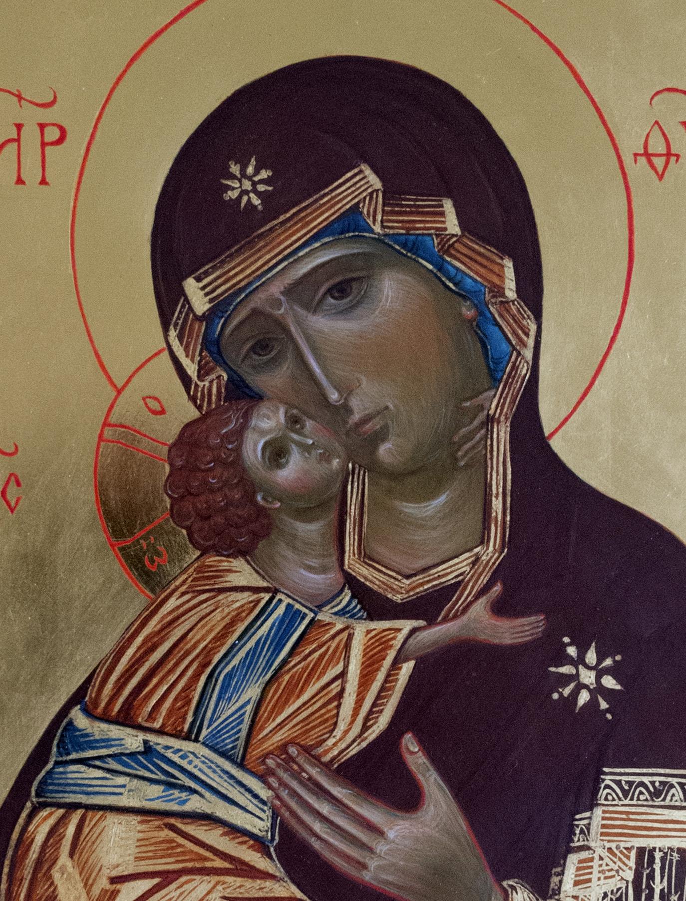 Божия Матерь Владимирская. 2016